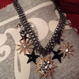 Jewelry - Star charm pendant necklace set.